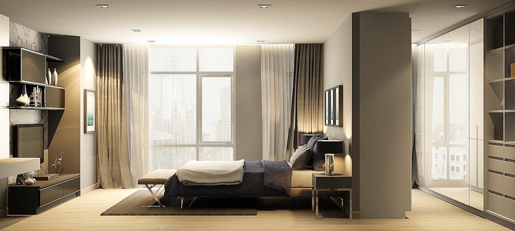 1Master Bedroom